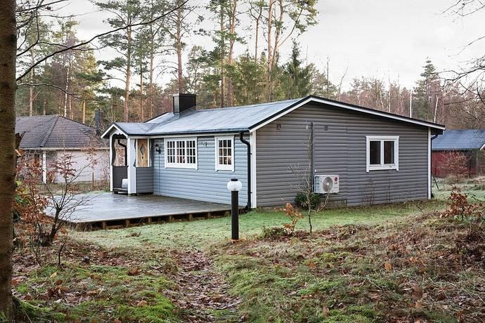 Bild: 2 rum villa på Ekevägen 6, Lunds kommun Veberöd-Idala