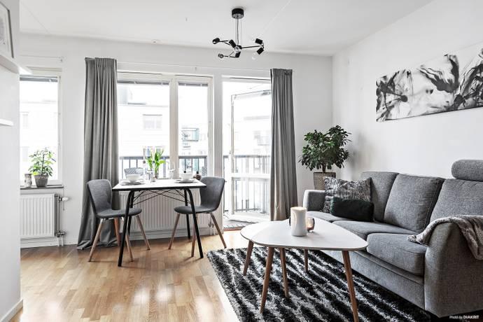 Bild: 1 rum bostadsrätt på Gröna Annas gata 15, Göteborgs kommun Centrala Hisingen - Porslinsfabriken