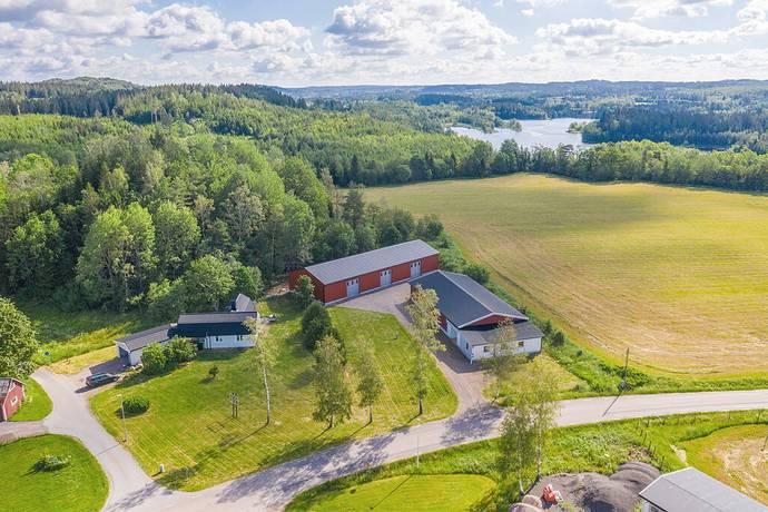 Bild: 76 m² villa på Nyebro 103, Hylte kommun Hylte