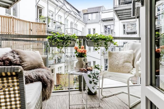 Bild: 3 rum bostadsrätt på Baltzarsgatan 41B, Malmö kommun City