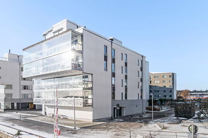 Bild: 4 rum bostadsrätt på Mälargatan 8, Västerås kommun Östra Hamnen