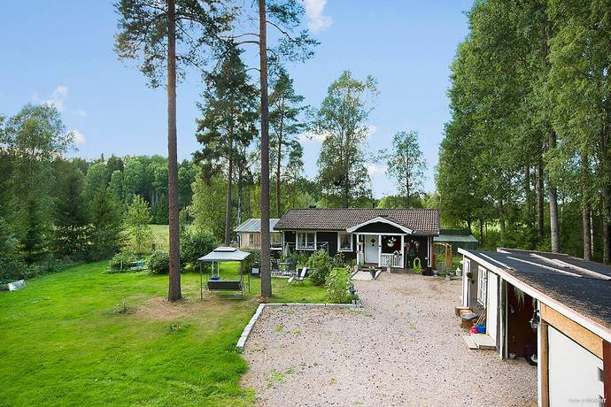 Bild: 2 rum villa på Österbor-Ängesväg 19, Sandvikens kommun Österfärnebo