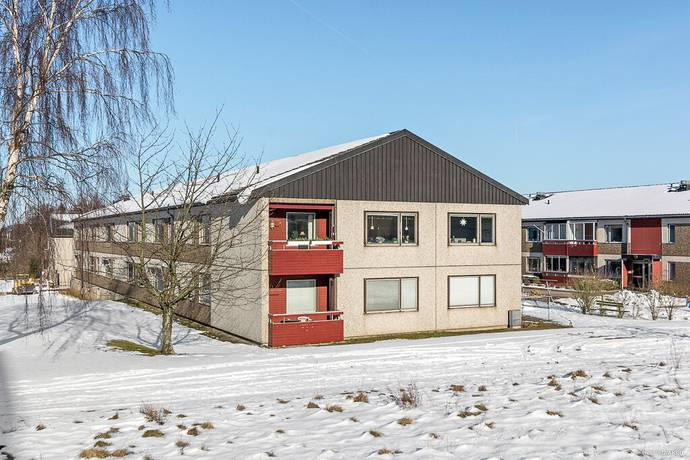 Bild: 2 rum bostadsrätt på Törnedalsgatan 12 A, Sjöbo kommun Sjöbo