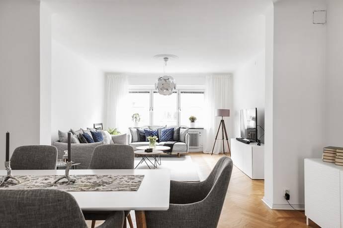 Bild: 3,5 rum bostadsrätt på Nobelvägen 93 A, Malmö kommun Nobel