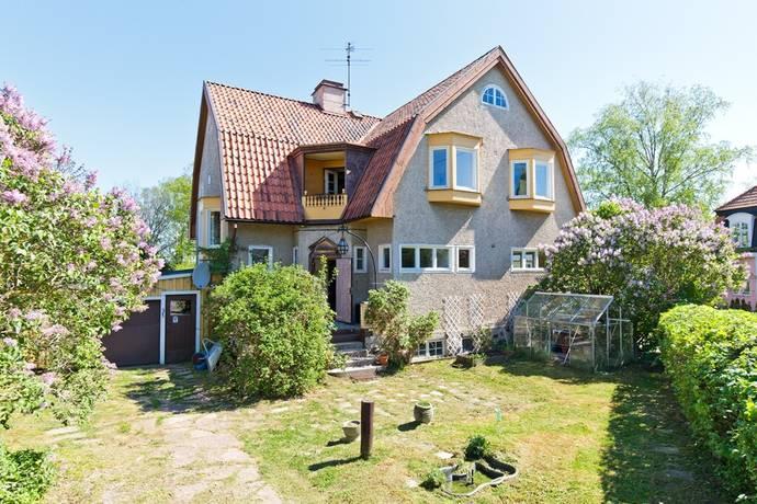 Bild: 7 rum villa på Samtingsgatan 2a, Strängnäs kommun Storgärdet