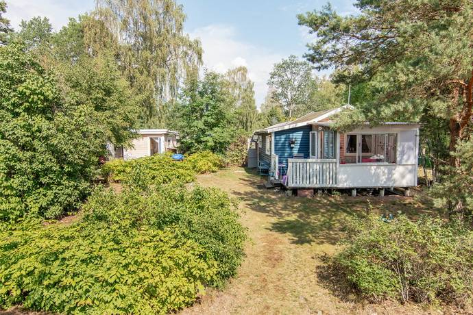 Bild: 2 rum fritidshus på Åsövägen 4, Arboga kommun Hällarna