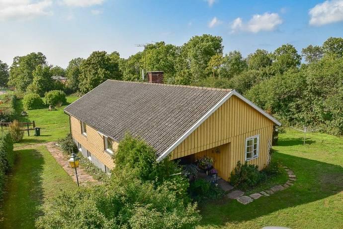 Bild: 94 m² villa på Klintagatan 1, Borgholms kommun Köpingsvik - Klinta
