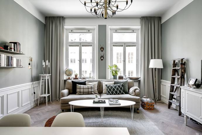 Bild: 2 rum bostadsrätt på Västmannagatan 24, 2 tr, Stockholms kommun Vasastan