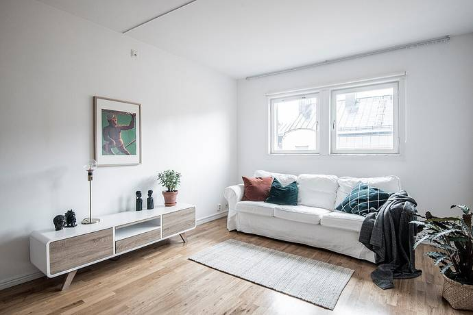 Bild: 2 rum bostadsrätt på Åsögatan 168, 5 tr ACCEPTERAT PRIS, Stockholms kommun Södermalm / Sofia