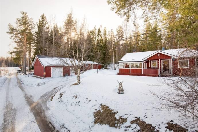 Bild: 3 rum villa på Bovägen 10, Ockelbo kommun Norrbo