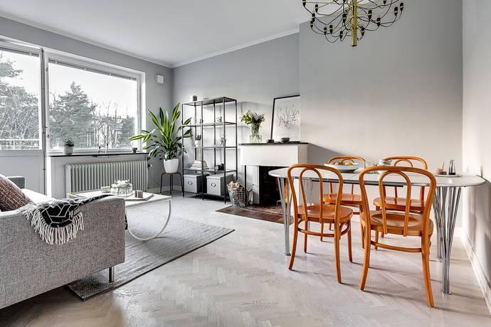 Bild: 2 rum bostadsrätt på Porfyrvägen 9, 3tr, Stockholms kommun Bromma / Traneberg