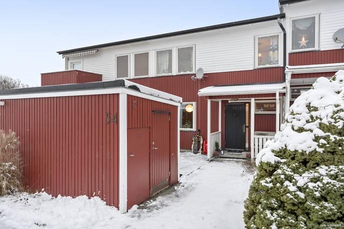 Bild: 4 rum villa på Lokförargatan  54, Västerås kommun Tillberga