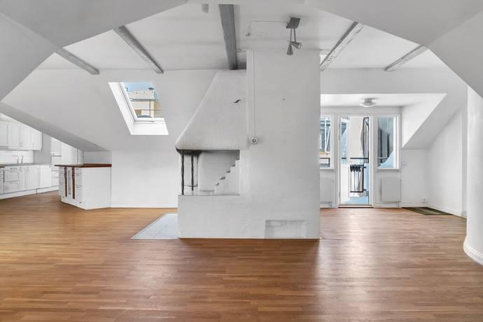 Bild: 3 rum bostadsrätt på Ulrikagatan 15, Stockholms kommun Östermalm
