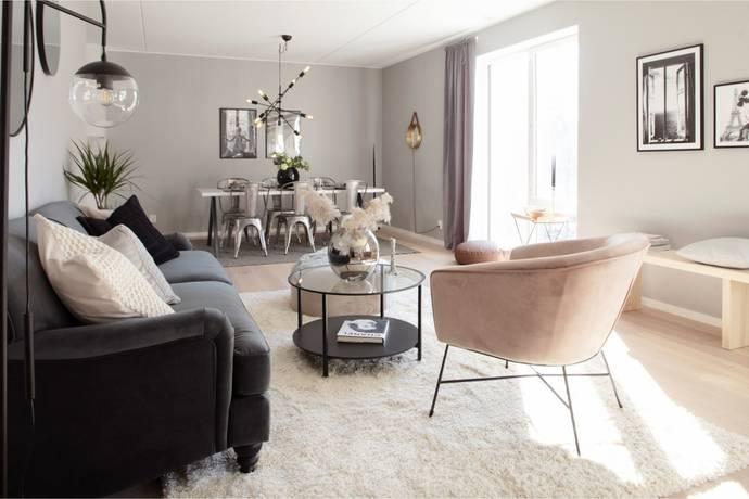 Bild: 3,5 rum bostadsrätt på Grindstugegatan 2, Uppsala kommun Rosendal