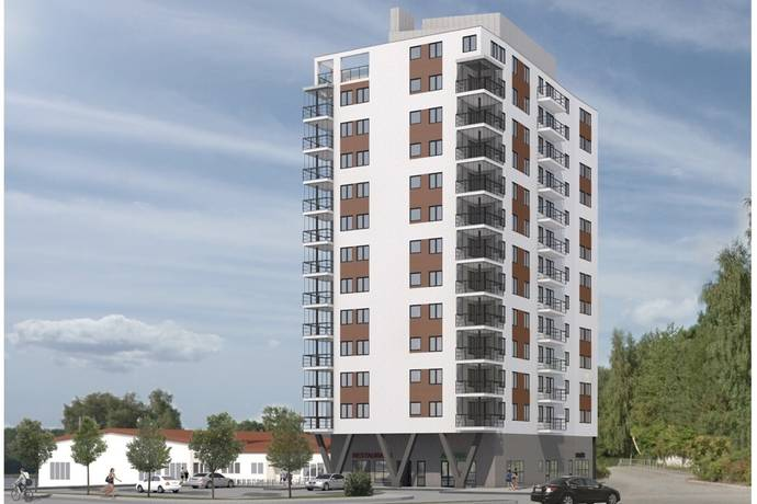 Bild: 4 rum bostadsrätt på Ringvägen, Botkyrka kommun Vårsta