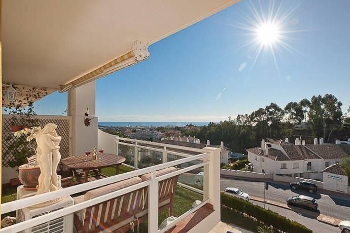 Bild: 4 rum bostadsrätt på MIJAS COSTA-Ljus och fräsch takvåning, Spanien Mijas Costa