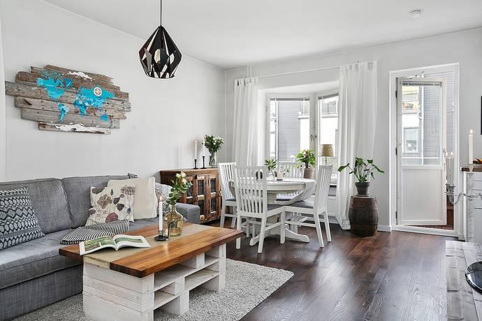 Bild: 1,5 rum bostadsrätt på Vänortsgatan 9A, Mölndals kommun Bosgården