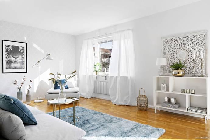 Bild: 2,5 rum bostadsrätt på Solberga Ängsväg 14, Stockholms kommun Älvsjö