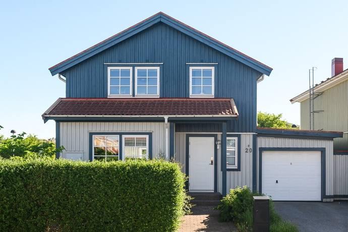 Bild: 4 rum villa på Skyttelinjen 20, Lunds kommun Annehem