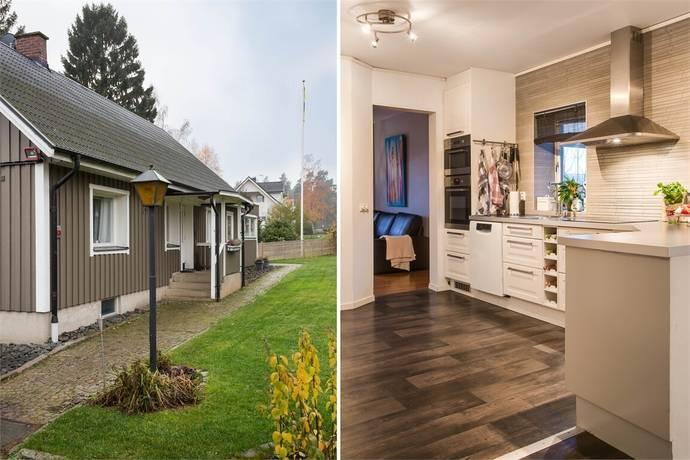 Bild: 5 rum villa på Böklins väg 19, Kristianstads kommun Gärds Köpinge