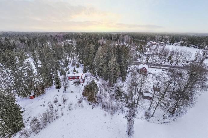 Bild: tomt på Roslagsvägen  224A, Österåkers kommun
