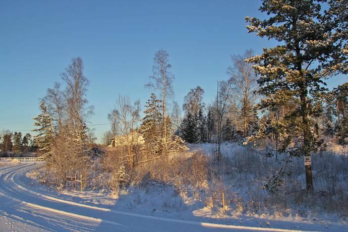 Bild: tomt på Långbrovägen 12 och 14, Norrtälje kommun Gottröra Vängsjön