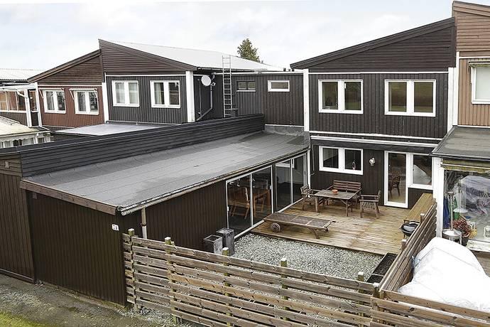 Bild: 4 rum radhus på Majsåkersvägen 71, Malmö kommun Oxie Kyrkby
