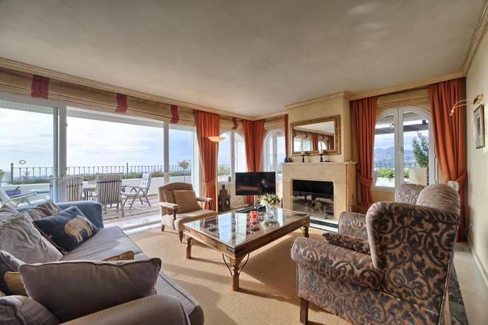Bild: 296 m² bostadsrätt på Taklägenhet i Marbella, Costa del Sol, Spanien Benahavis