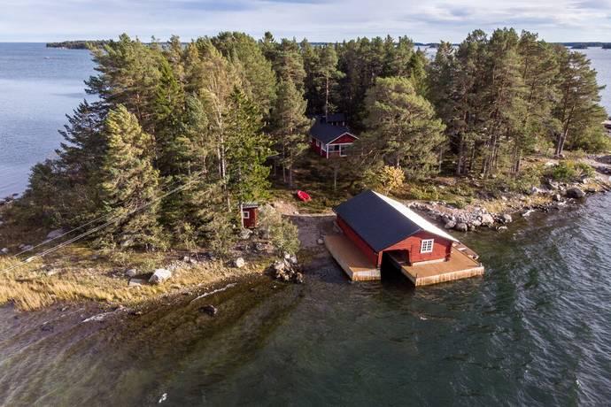 Bild: 4 rum fritidshus på Morvikshararna 220, Söderhamns kommun Söderhamn