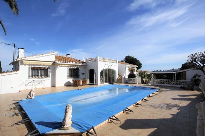 Bild: 4 rum villa på Enplans villa i söderläge  i Denia, Spanien COSTA BLANCA - DENIA