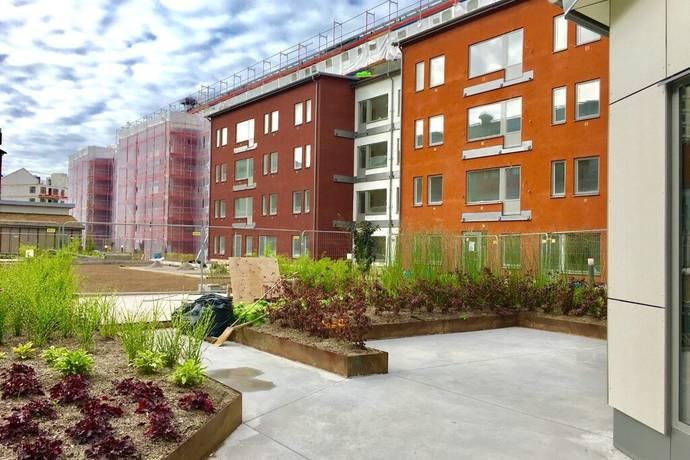 Bild: 2 rum bostadsrätt på Wilhelm Kåges gata 7, 3tr, Värmdö kommun Porslinskvarteren