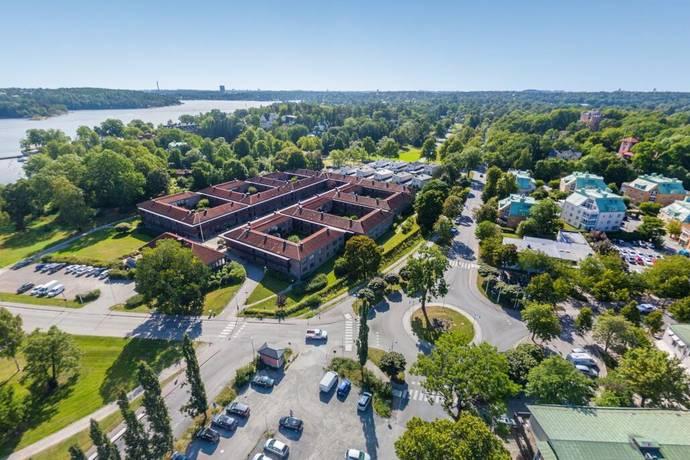 Bild: 3 rum bostadsrätt på Vendevägen 5C, Danderyds kommun Djursholms torg