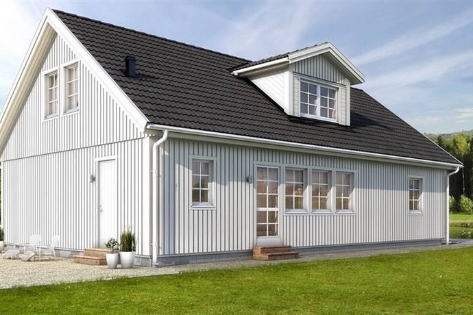 Bild: 3 rum villa på Flygelgatan 30, Tibro kommun Häggetorp
