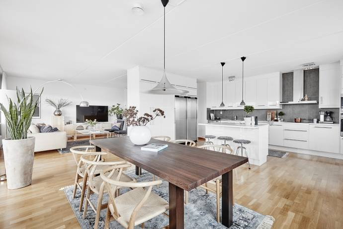 Bild: 3 rum bostadsrätt på Trädgårdsgatan 2A, Jönköpings kommun Jönköping City