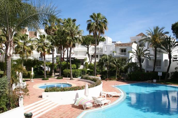 Bild: 3 rum bostadsrätt på Trädgårdslägenhet i ELVIRIA, Spanien Marbella - Elviria