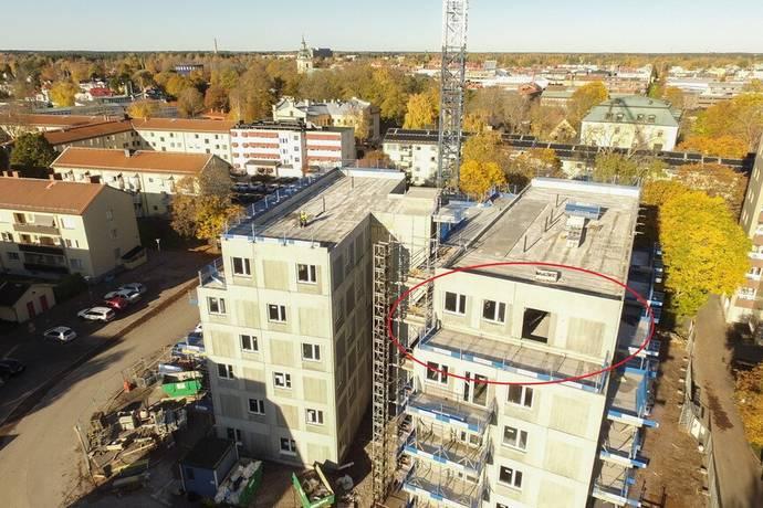 Bild: 4 rum bostadsrätt på Timmermansgatan, Gävle kommun Söder