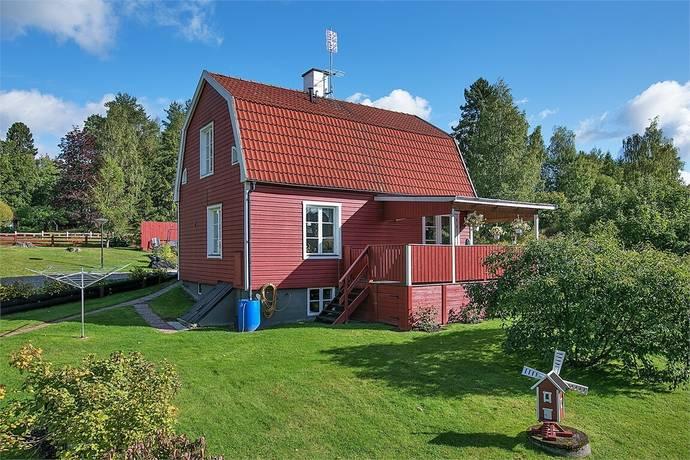 Bild: 3 rum villa på Sjöviksvägen 2, Flens kommun Skebokvarn tätort
