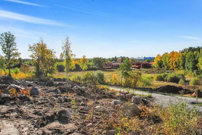 Bild: tomt på Odonvägen, 919, Norrtälje kommun Solbacka/Norrtälje