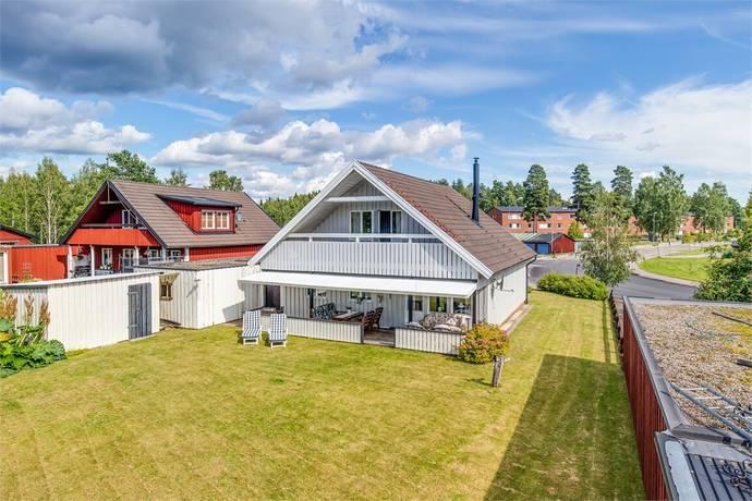 Bild: 7 rum villa på Biskopsvägen 25, Ludvika kommun Biskopsnäset