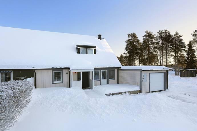 Bild: 6 rum radhus på Specievägen 31, Luleå kommun Lerbäcken