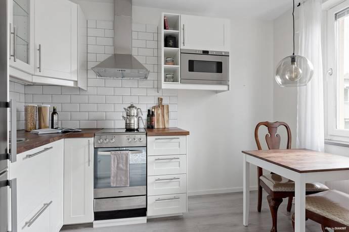 Bild: 1 rum bostadsrätt på Hillmansgatan 18a, Gävle kommun Brynäs