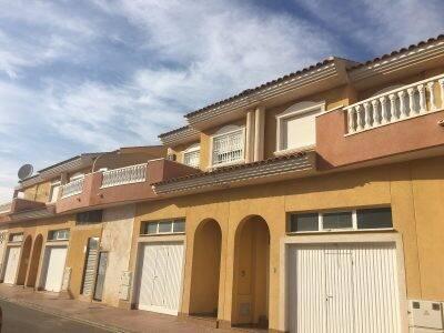 Bild: 4 rum radhus på Radhus i Los Alcazares, Murcia, Spanien Los Alcázares