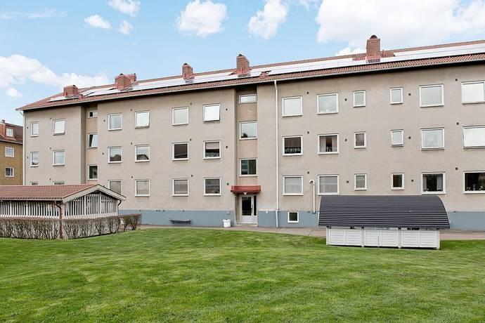 Bild: 3 rum bostadsrätt på Kallenbergsgatan 3 A, Ängelholms kommun Villan