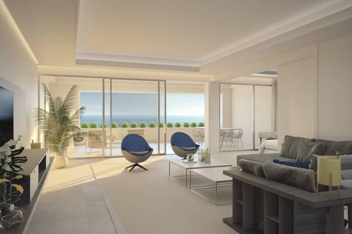 Bild: 3 rum bostadsrätt på Nyproduktion i Estepona, Costa del Sol, Spanien Estepona