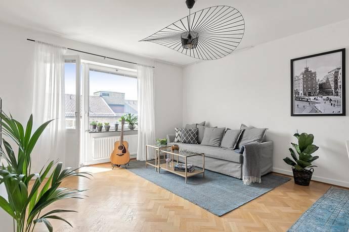 Bild: 2 rum bostadsrätt på Körsbärsvägen 12, 4 tr, Stockholms kommun Östermalm
