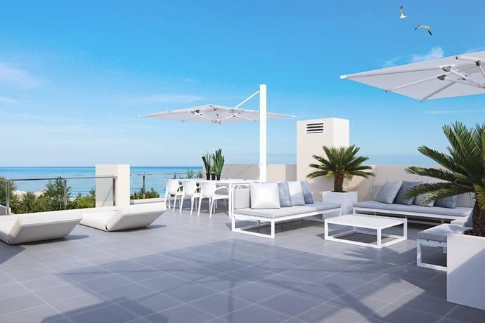 Bild: 3 rum bostadsrätt på Playa Elisa Costa, Mil Palmeras, Spanien Mil Palmeras