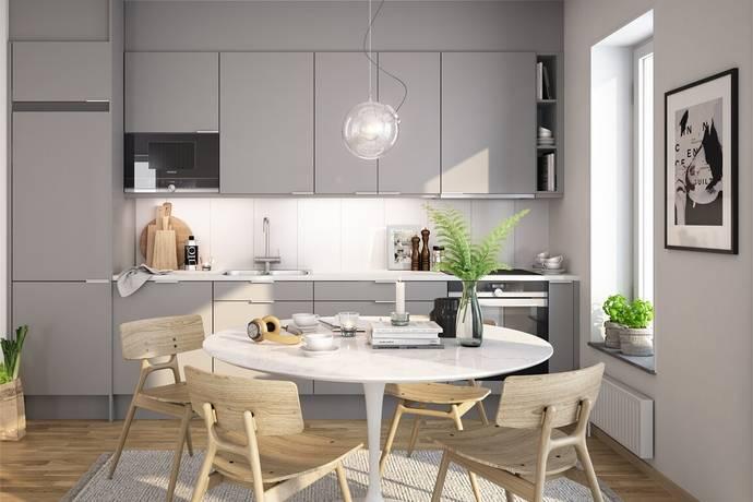 Bild: 1 rum bostadsrätt på Platform West, Täby kommun Roslags Näsby