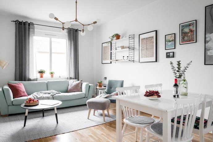 Bild: 2 rum bostadsrätt på Enekullegatan 12B, Göteborgs kommun Hisingen Kyrkbyn