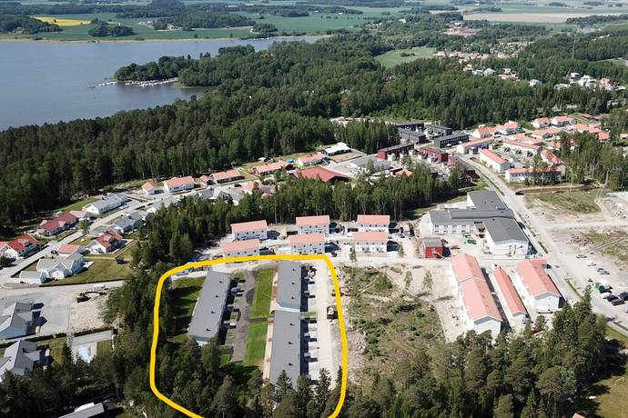 Bild: 4 rum bostadsrätt på Koggvägen 2, Enköpings kommun