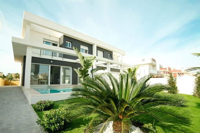 Bild: 4 rum villa på Villa i Santa Pola, Alicante, Spanien